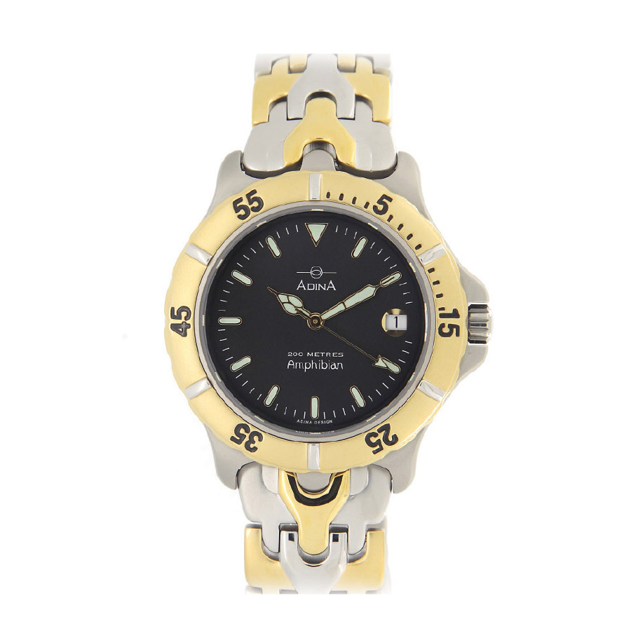 Adina Amphibian dive sports watch CM115 T2XB