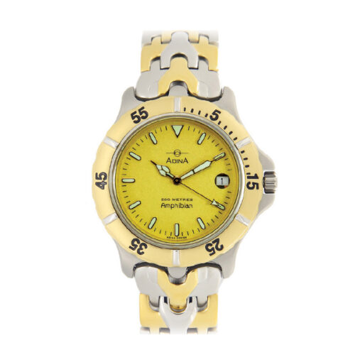 Adina Amphibian dive sports watch CM115 T3XB