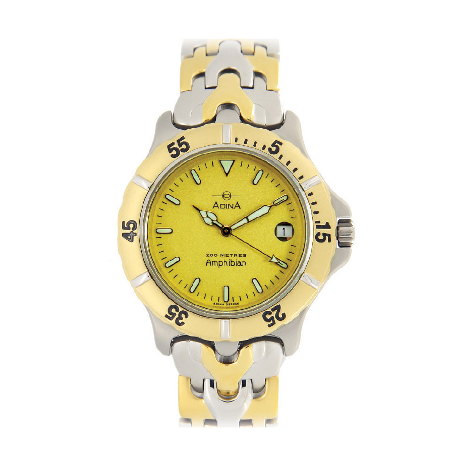 Adina Amphibian dive sports watch CM115 T3XB