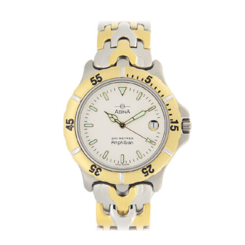 Adina Amphibian dive sports watch CM115 T5XB