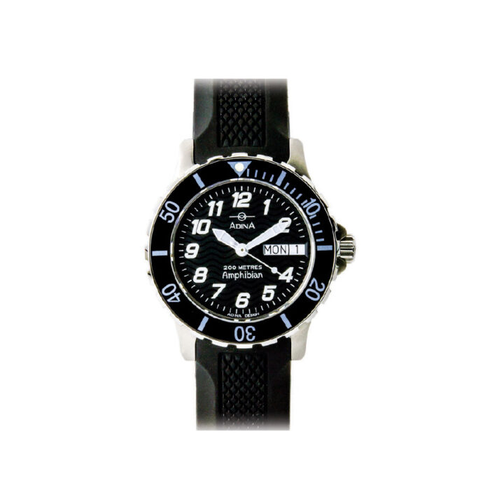 Adina Amphibian dive sports watch CM118 S2FS