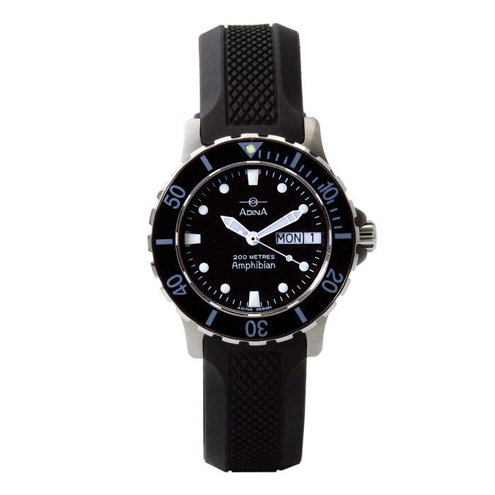 Adina Amphibian dive watch CM118 S2XS