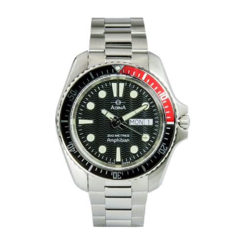 Adina  Amphibian dive watch CM58 S2DXB