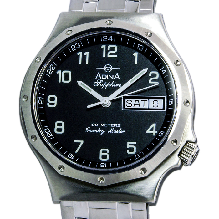Adina Countrymaster Work Watch CM65 S2FB-SAP