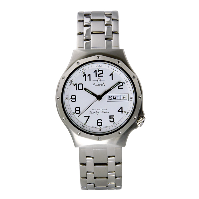 Adina Countrymaster Work Watch CM65 S1FB