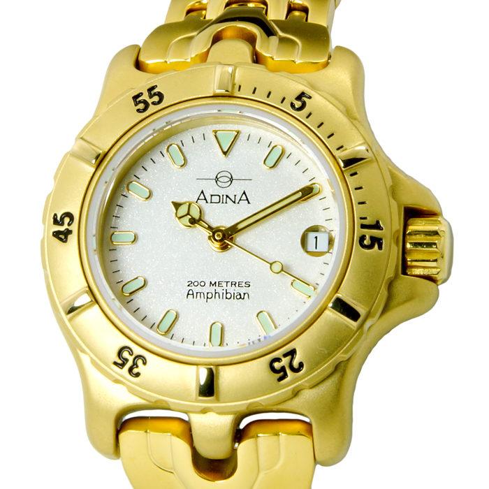 Adina Amphibian dive watch CM69 G1XB