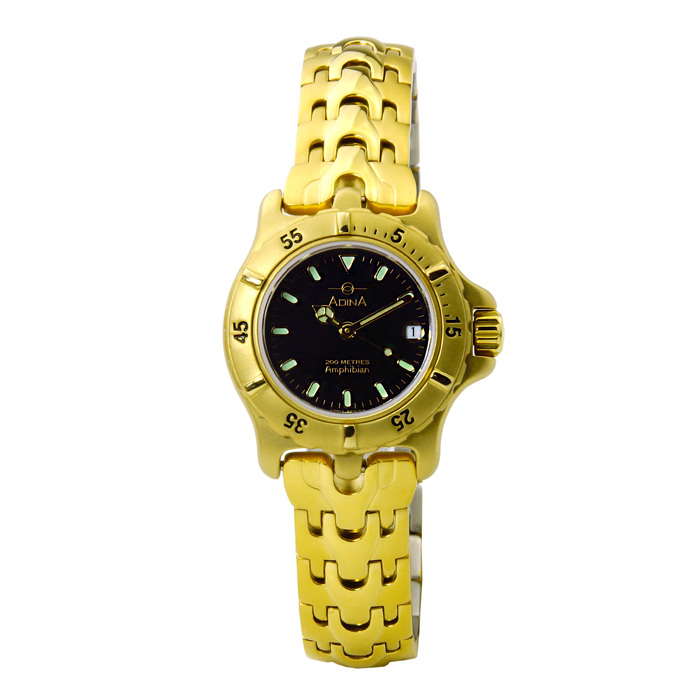 Adina Amphibian dive watch CM69 G2XB