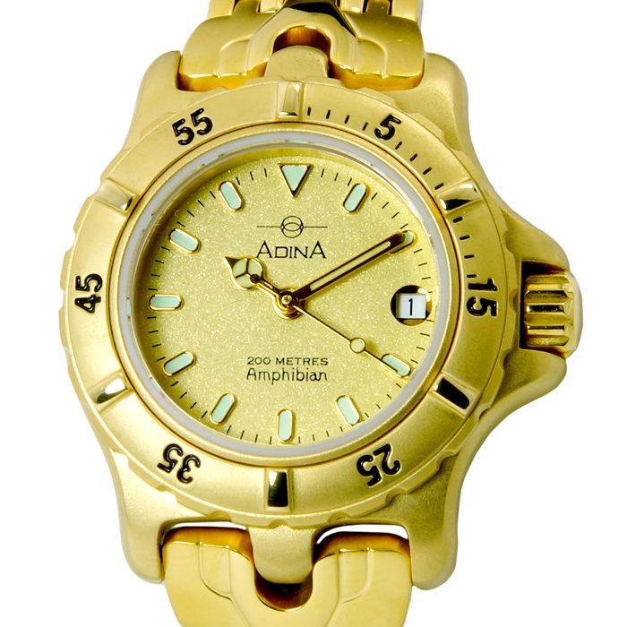 Adina Amphibian dive watch CM69 G3XB