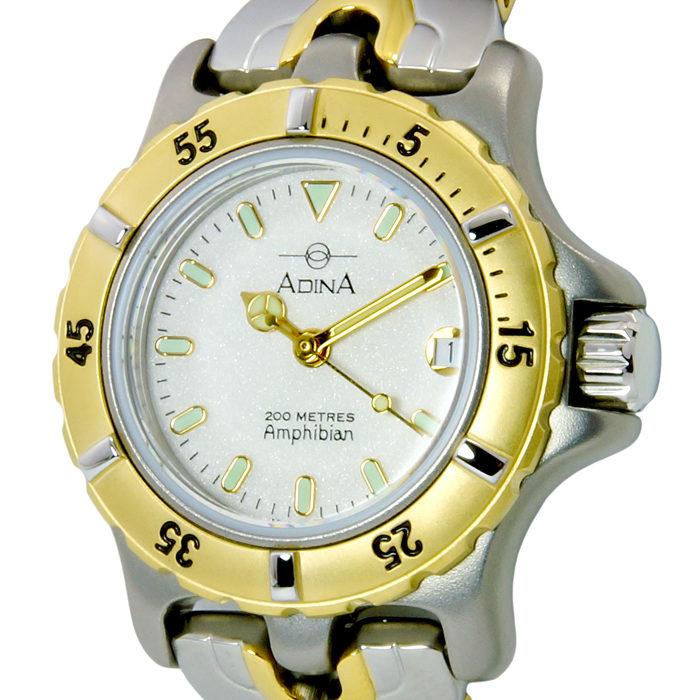 Adina Amphibian dive watch CM69 T1XB
