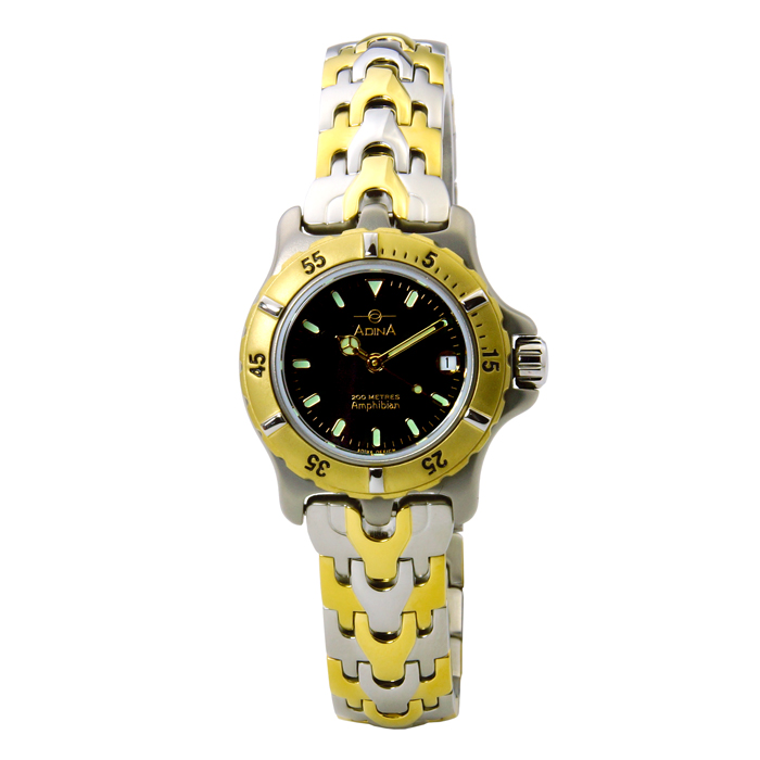 Adina Amphibian dive watch CM69 T2XB