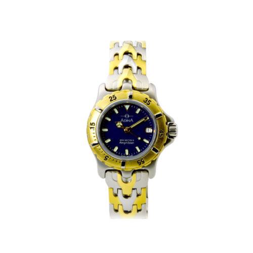 Adina Amphibian dive watch CM69 T6XB