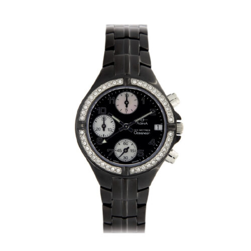 Adina Oceaneer Chronograph Sports Dress Watch CT102 B2FB