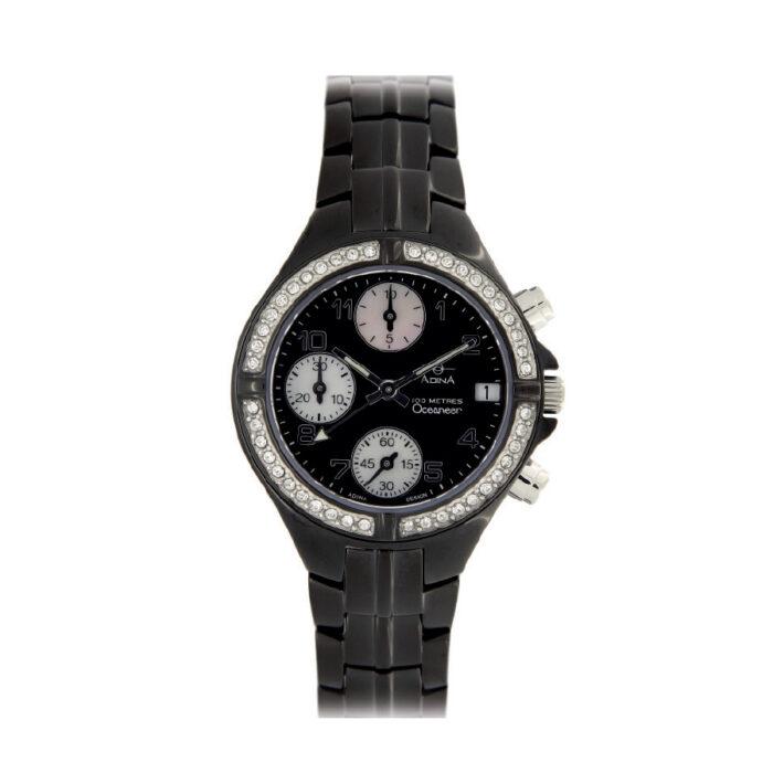 Adina Oceaneer Chronograph Sports Dress Watch CT102 B2FB
