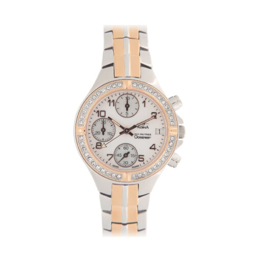 Adina Oceaneer Chronograph Sports Dress Watch CT102 M1FB