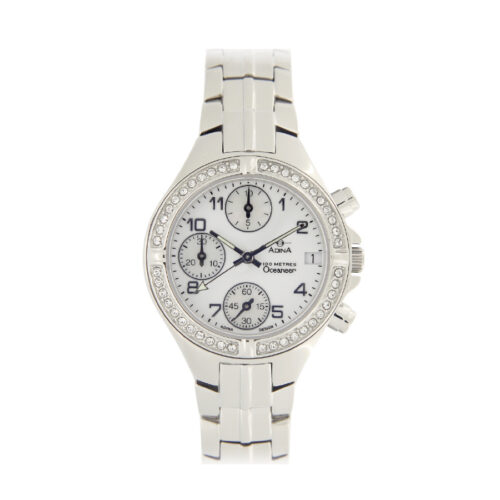 Adina Oceaneer Chronograph Sports Dress Watch CT102 S1FB