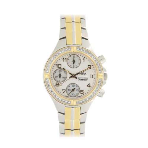 Adina Oceaneer Chronograph Sports Dress Watch CT102 T1FB