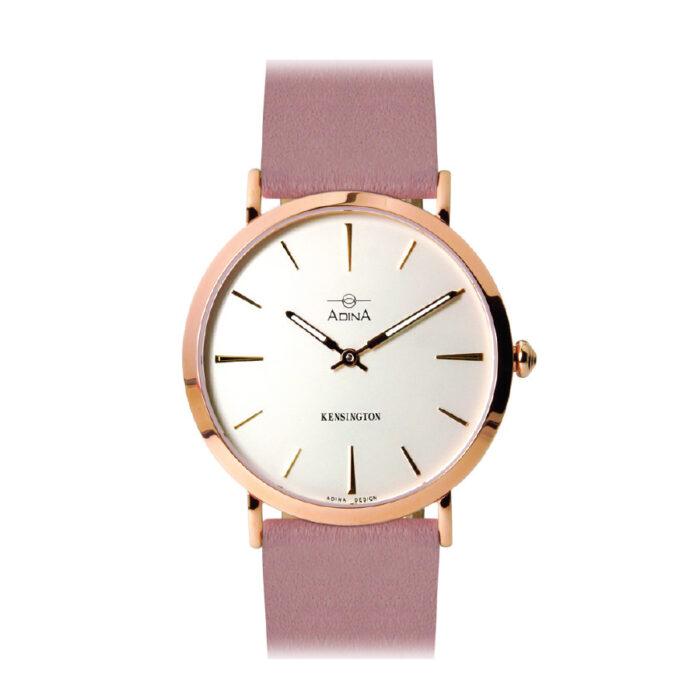 Adina Kensington dress watch CT104 R1XS (Pink Strap)