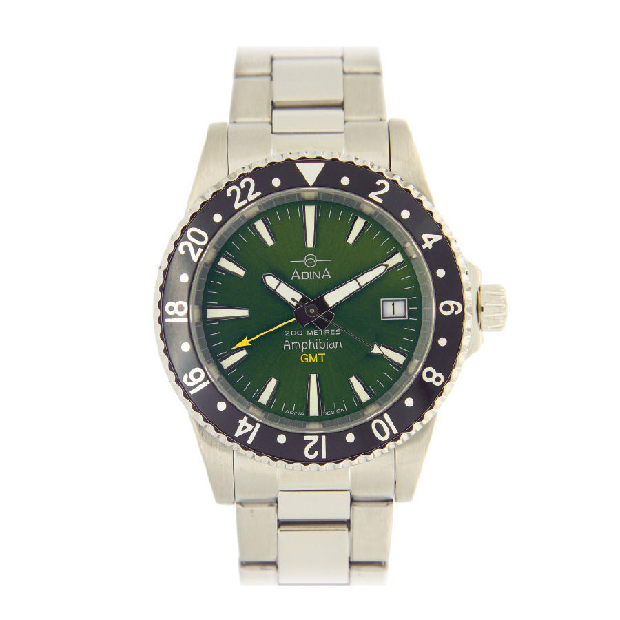 Adina Amphibian dive sports watch CT106 S7XB