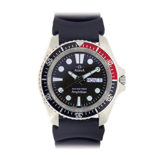 Adina Amphibian dive sports watch CT107 S2DAS