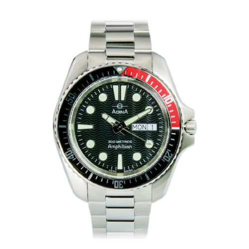 Adina Amphibian dive sports watch CT107 S2DAB