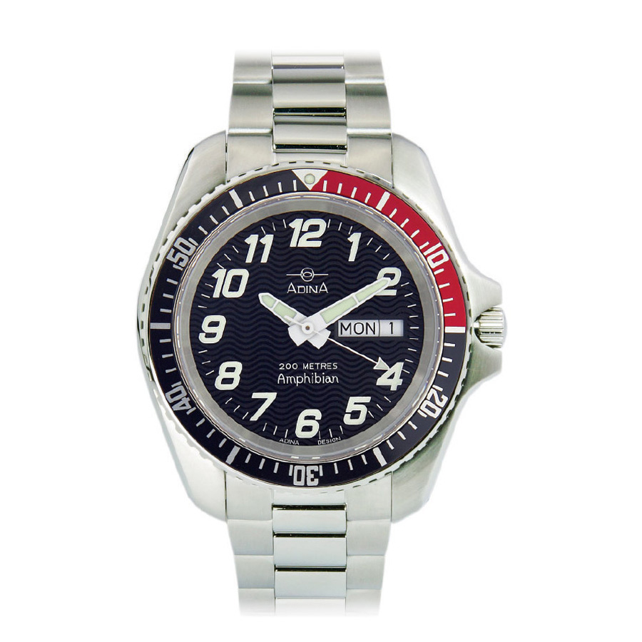 Adina Amphibian Dive Watch CT107 S2FB