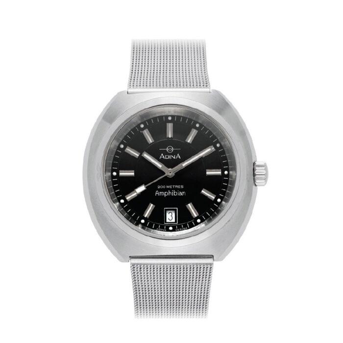 Adina Amphibian vintage watch CT108 S2XB