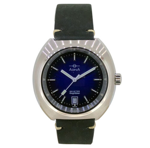 Adina vintage Ampibian sports watch CT108 S6XS