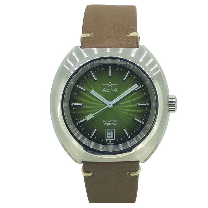 Adina vintage Ampibian sports watch CT108 S7XS