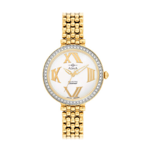 Adina Oceaneer Sports Bred Dress Watch CT109 G5RB