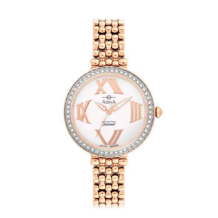 Adina Oceaneer Sports Bred Dress Watch CT109 R1RB