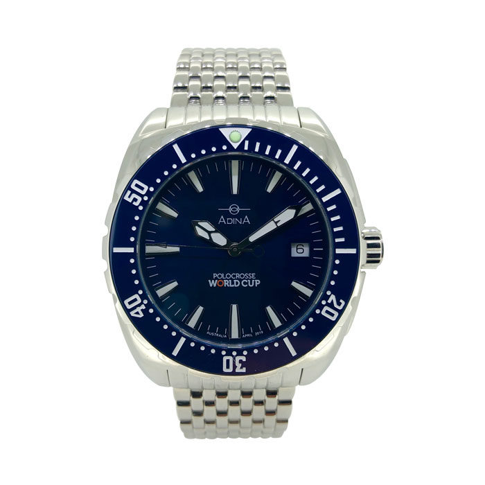 """Adina Automatic """"Polocrosse World Cup Collectors Edition"""" CT114 S6XB"""