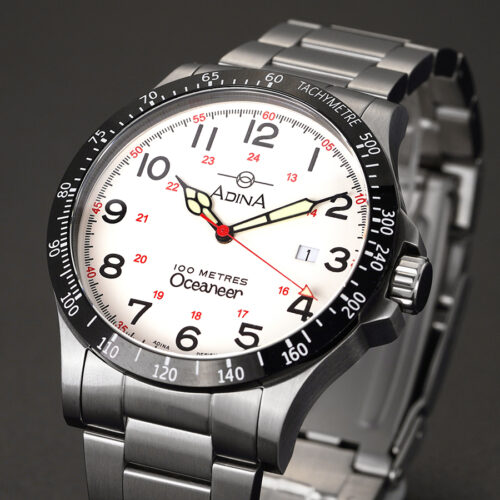 Adina Oceaneer Automatic Sports Watch CT122 K1FB