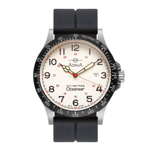 Adina Oceaneer Automatic Sports Watch CT122 K1FS