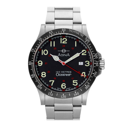Adina Oceaneer Automatic sports watch CT122 K2FB