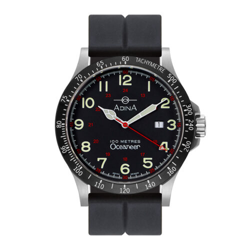 Adina Oceaneer Automatic Sports Watch CT122 K2FS