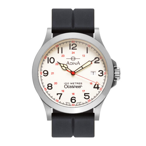 Adina Oceaneer Automatic Sports Watch CT122 S1FS
