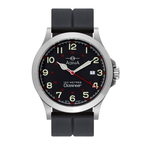 Adina Oceaneer Automatic Sports Watch CT122 S2FS