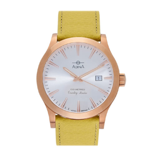 Adina Countrymaster sports watch NK129 R1XS (Sand Strap)