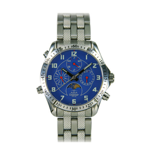 Adina Oceaneer Chronograph Sports Watch NK139 S6FB