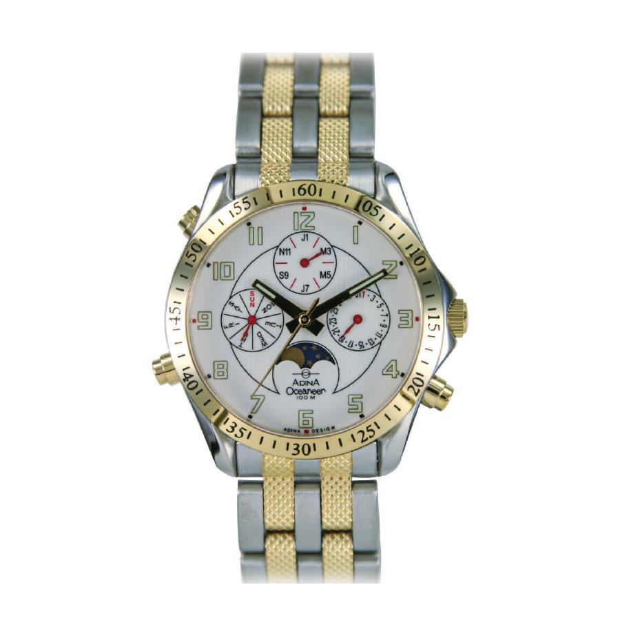 Oceaneer Chronograph Sports Watch NK139 T1FB
