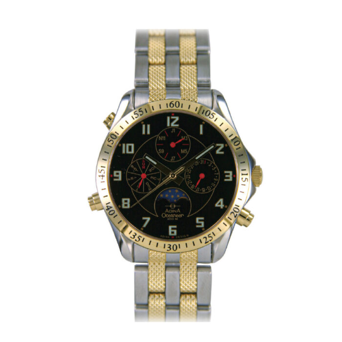 Adina Oceaneer Chronograph Sports Watch NK139 T2FB