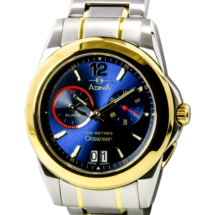 Adina Oceaneer alarm sports watch NK140 T6XB