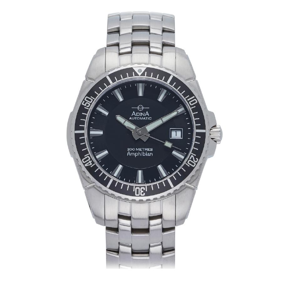 Adina Amphibian Automatic Dive Watch NK142 S2XB