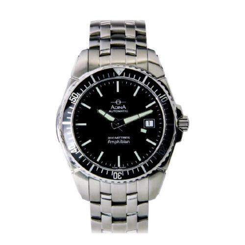 Adina Amphibian automatic dive sports watch NK142 S2XB