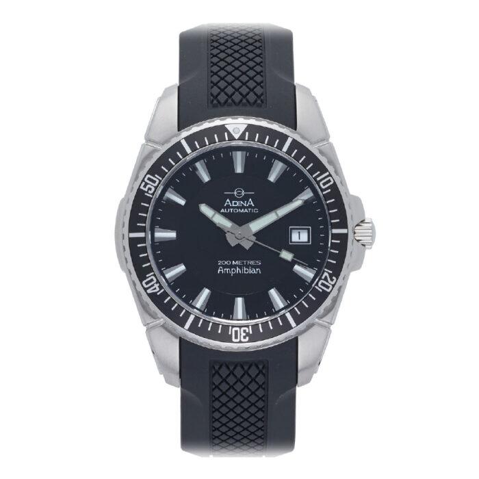 Adina Amphibian Automatic Dive Watch NK142 S2XS