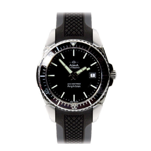 Adina Amphibian automatic dive sports watch NK142 S2XS