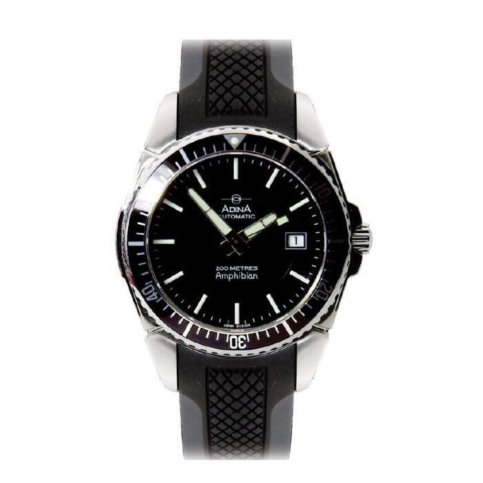Adina Amphibian automatic dive sports watch NK142 S2XS