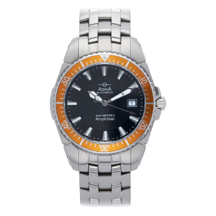 Adina Amphibian Automatic Dive Watch NK142 S8XB
