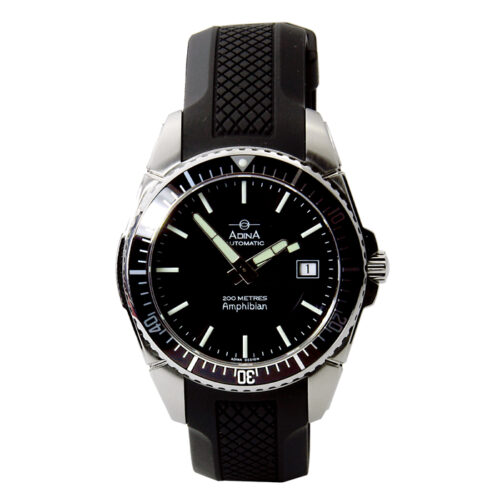 Adina Amphibian automatic dive watch NK142 S2XS