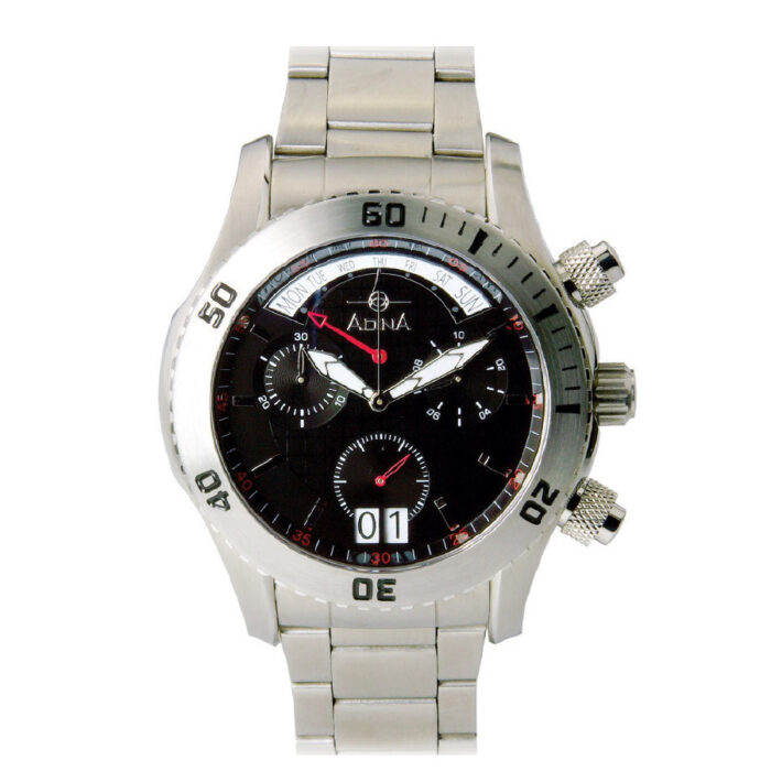 Adina Amphibian Chronograph dive sports watch NK156 S2XB